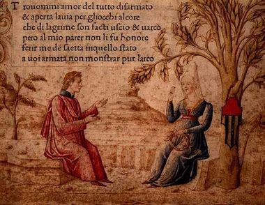 Франческо Петрарка о любви, о женщинах