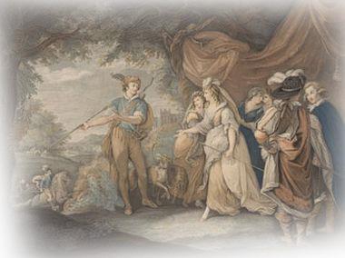 Уильям Шекспир о превратностях любви