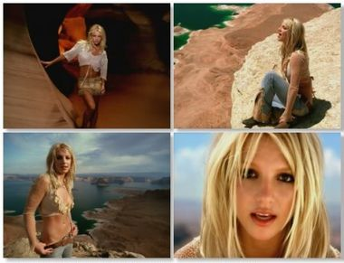 Britney Spears «I'm Not A Girl, Not Yet A Woman»