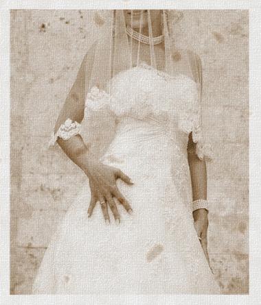 Свадебное платье «с пробегом»