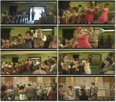 Свадебный танец JK в церкви
