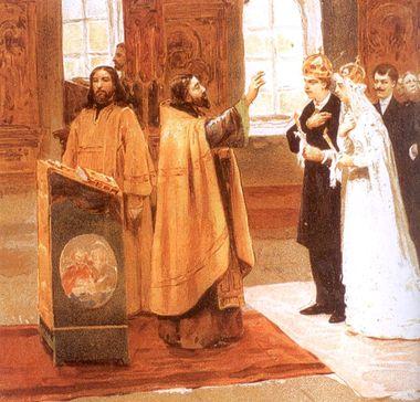 15 сентября - день памяти святых Петра и Февронии