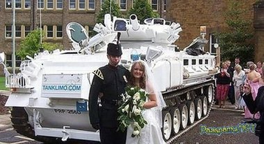 Замуж за танкиста