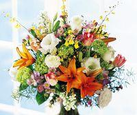 Как продлить жизнь цветов, подаренных на свадьбу