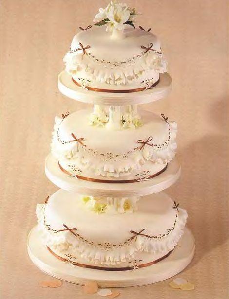 3 этажный торт своими руками фото 303
