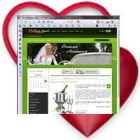 Персональный Свадебный сайт