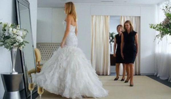 Как выбрать фасон свадебного платья?