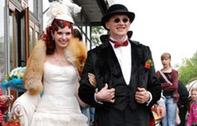 Кот базилио и лиса алиса на свадьбе